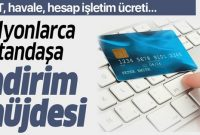 Banka bireysel işlem masrafları