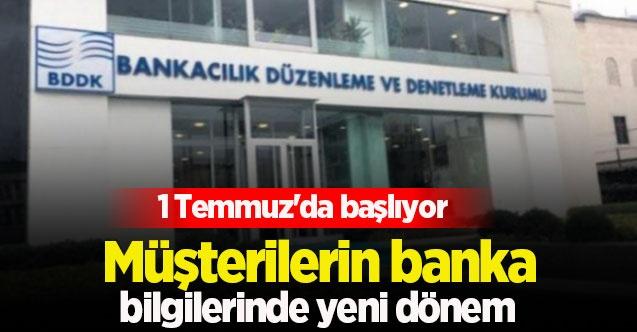 Bankalardaki kişisel verilen güvenliği yeni yönetmelik 2020